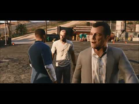 The Chain Gang of 1974 Sleepwalking Official Music Video Grand Theft Auto V