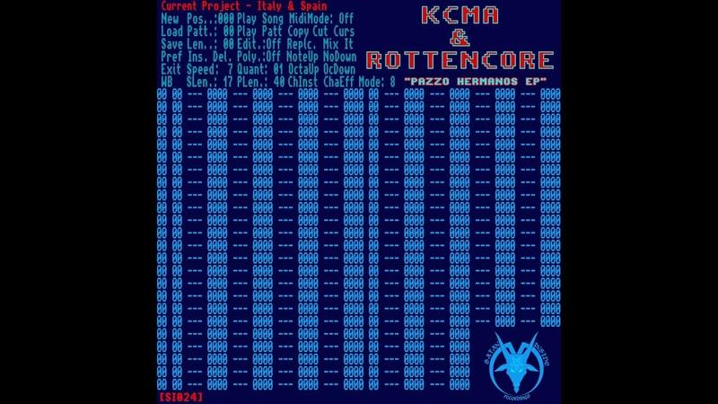 KCMA Rottencore - You're A Fucking Bitch !