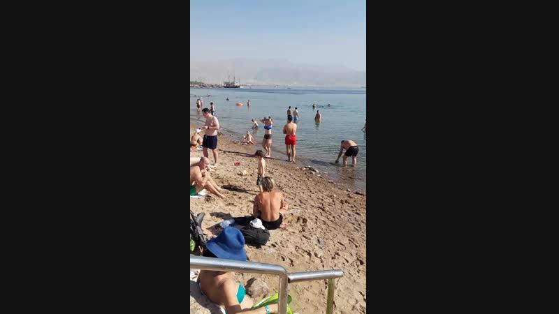 ЭЙЛАТ ИЗРАИЛЬ Самая южная точка Израиля