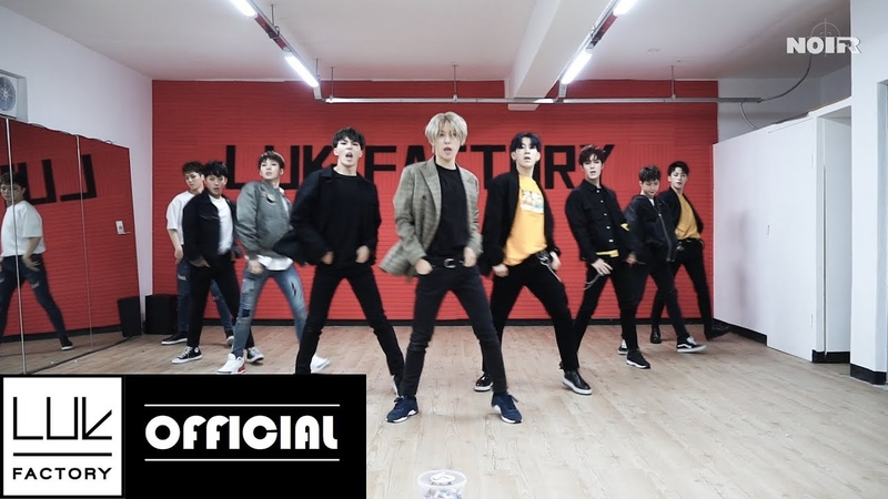 NOIR(느와르) Airplane Mode Dance Practice