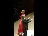 Elina Garanca - Al Pensar Las Hijas de Zabedeo, Moscow, Zaryadye, 01032019
