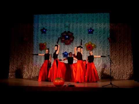 ТК Пластилин Танец огня
