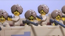 Lego battle of Saragarhi stop motion