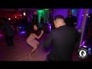 Karel Flores Brandon Ayala Social dancing at Salsamania