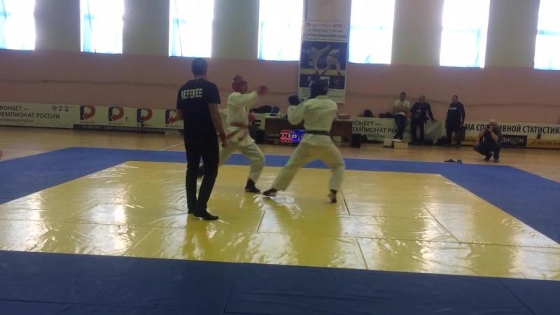 70 кг. Джумбулов Насиб - Бурибеков Хамид