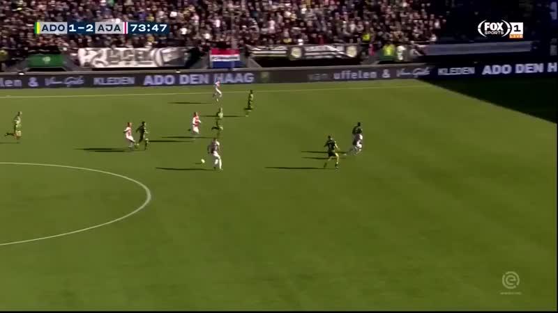 Vídeo do Gol - - ADO Den Haag 01 x 03 AFC Ajax - - 22 @ZiyechBrasil - - ADOAJA HolandêsNaESPN .mp4