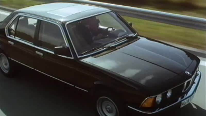 The First BMW 7-Series (E23)