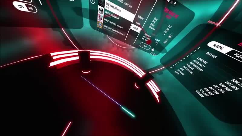 Beat Saber - You Make Me - Avicii (custom song) _ FC
