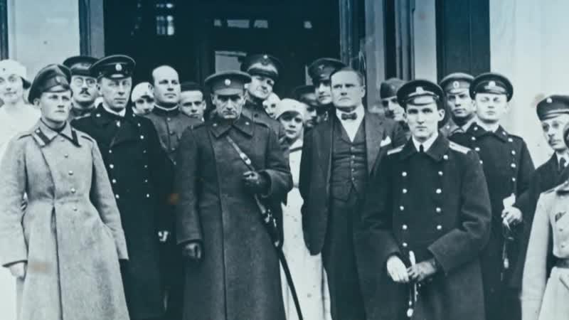 Формула русской революции 1917 3 серия Омск 2018