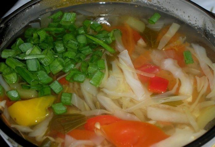 Чудо-суп, который очистит организм за неделю.