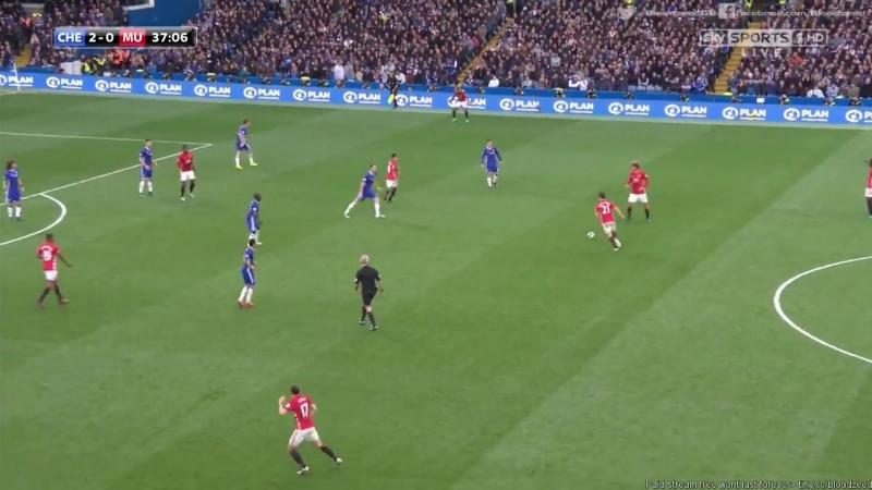 Chelsea vs Manchester United Week 09