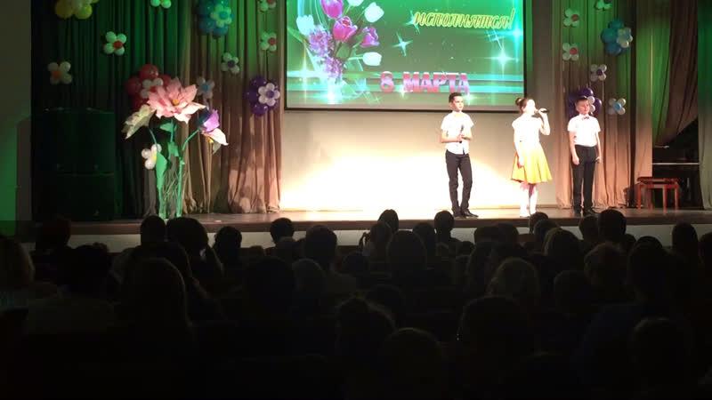 Наши цветочки-Концерт1