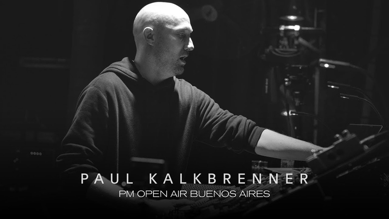 Paul Kalkbrenner @ PM Open Air Buenos Aires x We Must