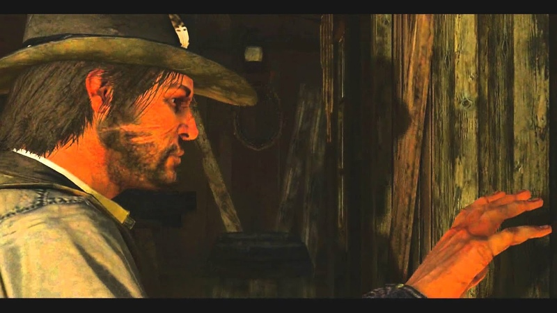 Red Dead Redemption Alternate Ending unlock