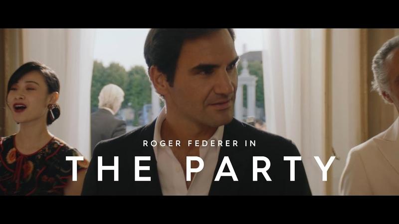 Barilla | The Party with Roger Federer, Mikaela Shiffrin Davide Oldani (Extended Version)