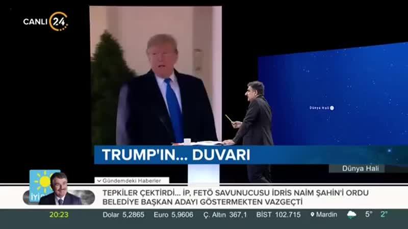 Selim Atalay ile Dünya Hali (15.02.2019)