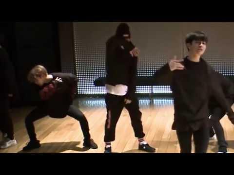IKON - LOVE SCENARIO 'BOBBY FOCUS' DANCE PRACTICE