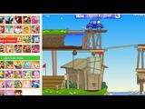 Машинка Вилли - игра 1,2 уровень