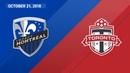 Match Highlights: Toronto FC at Montreal Impact - October 21, 2018