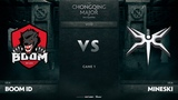 Boom ID vs Mineski, Game 1, SEA Qualifiers The Chongqing Major