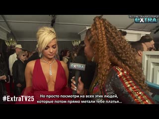 Why Bebe Rexha Won't Filter Herself After Fashion Revelation [RUS SUB]