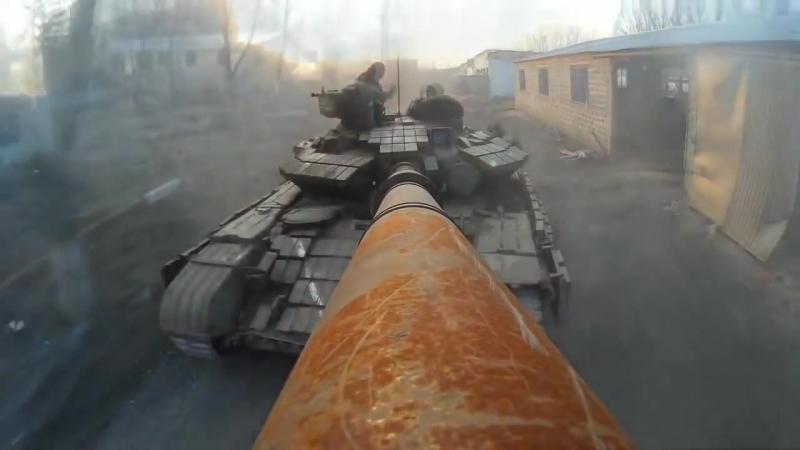 Ржавый ствол и танкисты без спецодежды: «драйвовое» видео ВСУ
