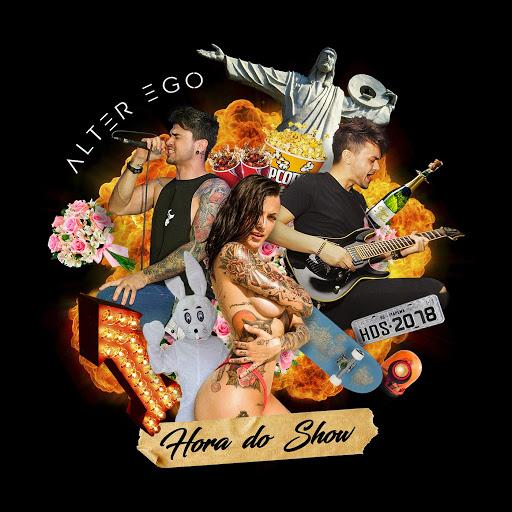 Alter Ego альбом Hora do Show