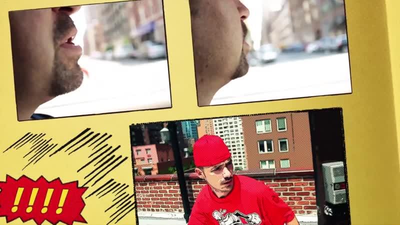 DJ BRANS feat ILLUS KABOOM cuts by DJ DJAZ