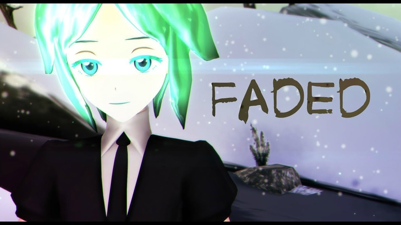 [Houseki no Kuni - MMD ] - Faded