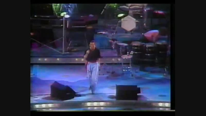 Thomas Anders - Brother Louie ~ Festival de Vina del Mar (20.02.1989)