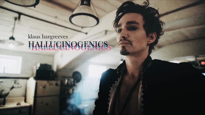 Klaus hargreeves - tripping on hallucinogenics