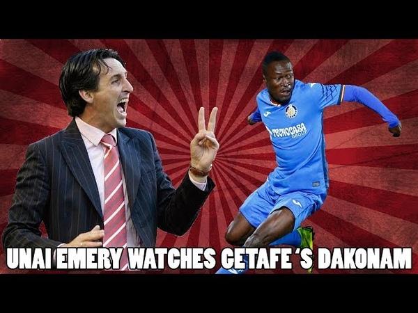 Arsenal Manager Unai Emery Targets Djene Dakonam Transfer