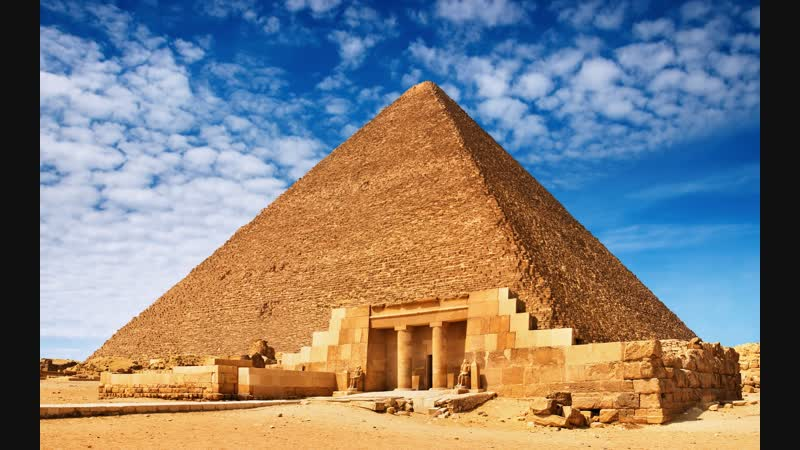 BBC: Апокалипсис древних цивилизаций 1 серия «Смерть на берегах Нила»