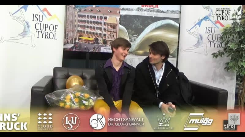 Денис Васильев, КП, Cup of Tyrol 2019