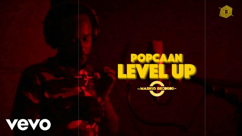 Popcaan - Level Up (Lyric Video)