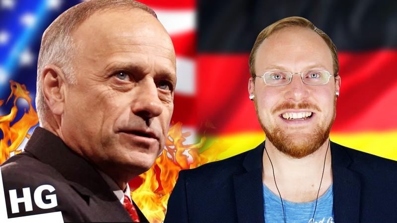 Steve King: Deutsche sind die Ureinwohner! Seid stolz!