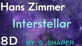 8D AMBIENT Hans Zimmer - Interstellar (USE HEADPHONE OR EARPHONE)