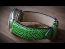 VladStraps Making a Leather Watch Strap