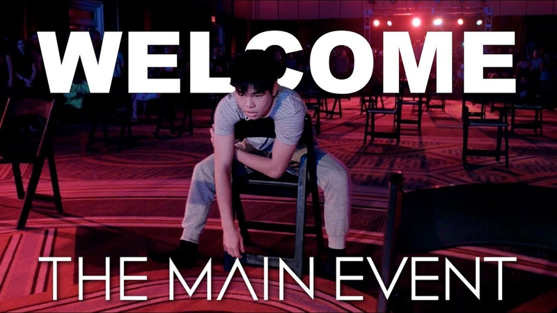 Welcome - Maxwell ft Sean, Kaycee The Entourage | The Main Event | Tyce Diorio Experience