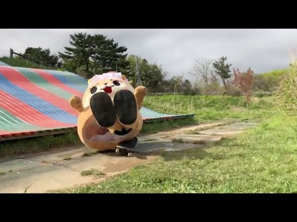 ちぃたん☆欲張り動画セット パート1 Japanese Mascot Fails Fights Funny Moments Video