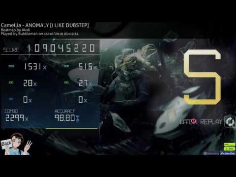 Camellia - ANOMALY [I LIKE DUBSTEP] Nomod FC 1 | Bubbleman