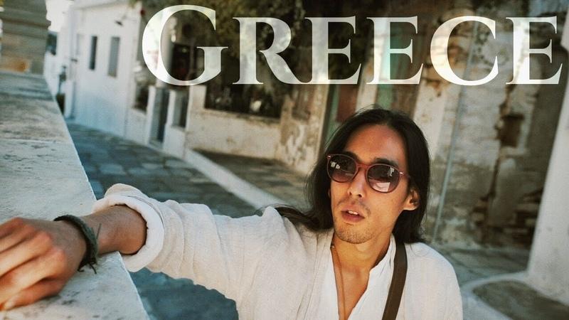 Greece Cyclades Tinos Island Travel video ShimAn production