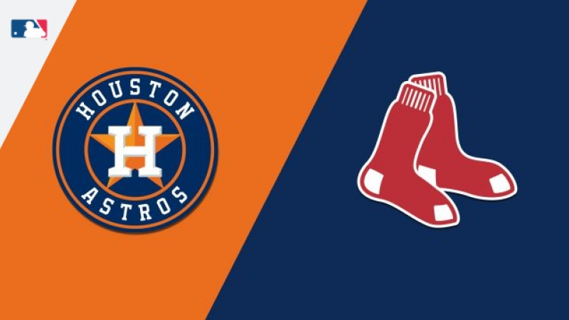 ALCS 13.10.18 HOU Astros @ BOS Red Sox (Game 1)