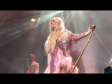 Kesha performing Here Comes The Change live in Atlantic City 111618
