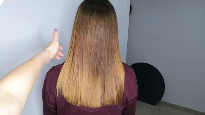 Экспресс ботокс и полировка волос (Валерия Забава)