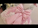 How to make Bow stylish Bow latest design cutting and stitching tutorial