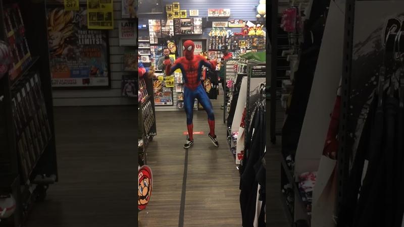 A-ha - Take On Me (Dance Video) @Ghetto.Spider
