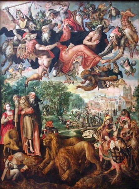 Образ святого Антония в искусстве