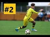 КАРЬЕРА ЗА ИГРОКА Alaa Bakir Borussia Dortmund U19 FIFA 19 #2