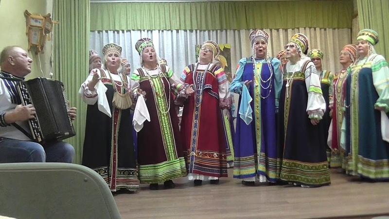 Тум балалайка Ансамбль Родные напевы Литературный салон Город Вязьма